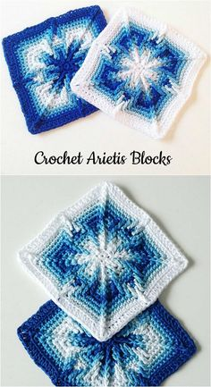 Crochet Arietis Square
