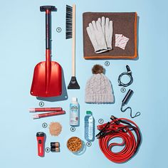 9 Handy Things Every Driver Should Keep in the Car This Winter Winter Car Kit, Best First Car, Car Signs, Keep On, Kit Cars, Vintage Signs, Car Accessories, Luxury Cars, Survival