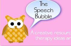 SLP: The Speech Bubble - TpT based activity blog