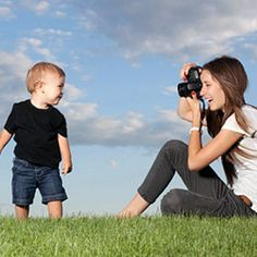For kids: Tips How to Take Kids Picture