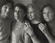 "Nicholas Nixon. The Brown Sisters, Truro, Massachusetts. 2016. Gelatin silver print. 8 × 10"" (20.3 × 25.4 cm). John Szarkowski Fund. 921.2016. © 2017 Nicholas Nixon. Photography"