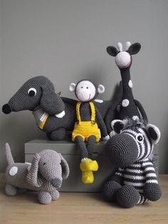 Willewopsie – crochet
