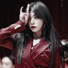 Jiu Dreamcatcher, Hades, Kpop Groups, The Dreamers, Girl Group, Dream Catcher, Icons, Leather Jacket, Girls