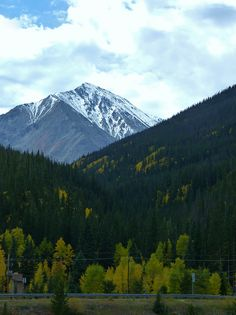 Colorado mountains: 10 more days till I am there!