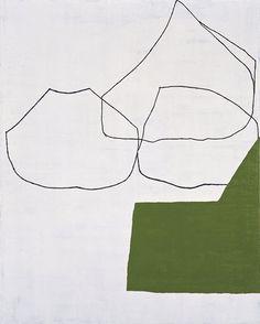 vjeranski:  DAVID BANDBloom – Rose #01, 20060il and acrylic on linen152 x 122 cm