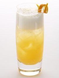 Healthy Mimosa. Hmmmm.... I wonder if it still tastes as yummy as a normal one???