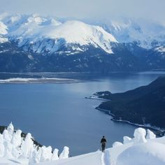 Haines, Glorious Haines.  From Heather Lende's Blog.