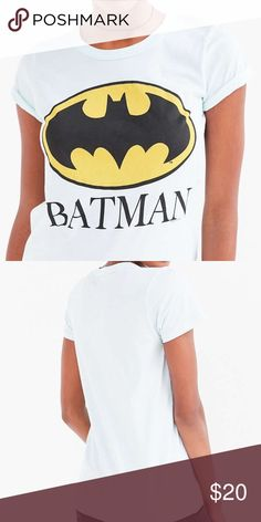 BATMAN TEE SHIRT BRAND NEW WITH TAGS BATMAN TEE SHIRT.. Urban Outfitters Tops Tees - Short Sleeve
