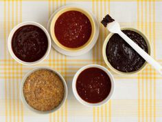 Five Great Barbecue Sauces #GrillingCentral