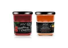 Tesco Finest* Conserves   By P&W Design Consultants