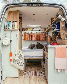 Smart Camper Van Conversion Inspirations For You 12