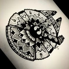 star wars mandala - Google Search