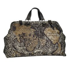 Gucci Carpet bag, in tapestry wool