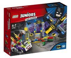 Nouveautés LEGO Juniors Marvel & DC Comics 2018 : premiers visuels: La gamme LEGO Juniors accueillera deux sets sous licence DC… #LEGO