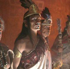 Portrait Illustration, Art Illustrations, Fashion Illustrations, Inca Art, Warrior Fashion, Face Anatomy, Sci Fi Environment, Aztec Warrior, Art Drawings