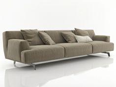 Poliform Tribeca 3d model | Jean-Marie Massaud