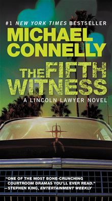 'The Fifth Witness (Lincoln Lawyer)' by Michael Connelly ---- Mickey Haller has fallen on tough times. He expands his business into foreclosure defense, only to see one of his clients accused of k. Good Books, Books To Read, My Books, Lincoln Lawyer, Michael Connelly, Thing 1, Page Turner, Have Time, Audio Books