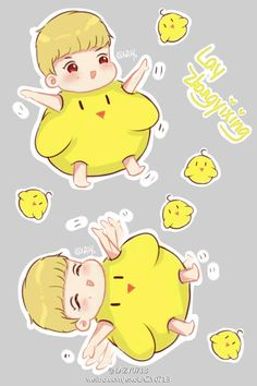 Lay happy little chicken (cr: lazy0713)