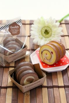 「クッキーのフェイクロールケーキ♪」ナナママちゃん   お菓子・パンのレシピや作り方【corecle*コレクル】