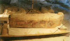 """During restoration work at Amenhotep Huy tomb, at Qurnet Marei at Assassif area on Luxor's west bank, [an] archaeological mission stumbled upon what is believed to be the sarcophagus of god Amun's singer…the sarcophagus is well preserved condition and houses the mummy of the deceased…the name of the sarcophagus owner has not been revealed yet but the sarcophagus is dated to the Third Intermediate Period (100-900 BC). It has a unique style that was common during the reign of the 21th dynasty"""""""