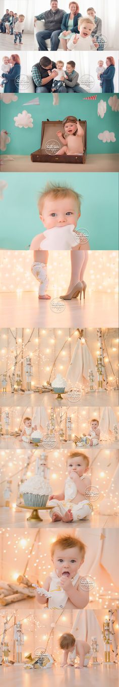 Like the pic with the high heels then one daddies toes First Birthday Photography, First Birthday Photos, Birthday Fun, Newborn Photography Poses, Children Photography, One Year Pictures, Christmas Mini Sessions, Future Photos, Baby Poses