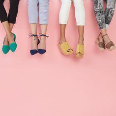 Top 5 Spring Shoe Trends