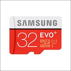 Samsung EVO Plus SD Card for Galaxy S8 and S8 Plus