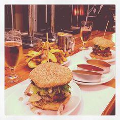 La Castanya Gourmet Burger @ Barcelona
