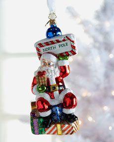 I'm a sucker for Christmas ornaments! Old World Christmas Ornaments, 1st Christmas, Christmas Bulbs, Christmas Decorations, Xmas, Holiday Decor, Christopher Radko Ornaments, Hallmark Ornaments, Beautiful Christmas