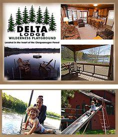 Bayfield Wisconsin Cabin Rentals