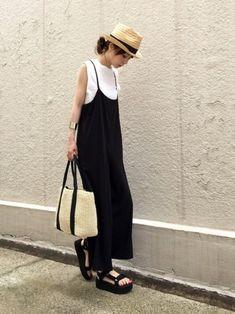Cute Fashion, Daily Fashion, Everyday Fashion, Fashion Outfits, Womens Fashion, Casual Skirt Outfits, Summer Outfits, Japan Fashion, School Fashion