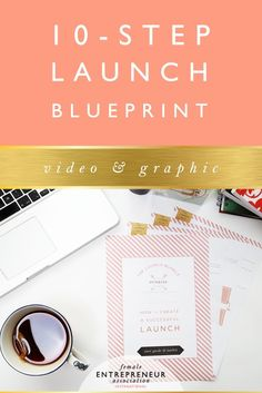 How to create a successful launch   10 step launch blueprint by Female Entrepreneur Association International