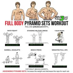 Want to BUILD MUSCLE? Try this workout LIKE/SAVE IT if you found this useful. FOLLOW @musclemorph_ for more exercise & nutrition tips . TAG A GYM BUDDY . ✳TRY IT with @musclemorph_ Most electrifying Pre-Workout SHR3DR available by clicking the link in our bio ➡MuscleMorphSupps.com #MuscleMorph via ✨ @padgram ✨(http://dl.padgram.com)
