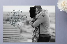 aw! yes, finally a save the date idea that doesn't require us to kiss on the lips! :)