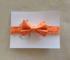 25 OFF Handmade Velcro Boys Bow Tie in time for Easter by GraceCoHandmade