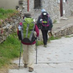 How to Train for Long Distance Walks: Camino de Santiago Pilgrimage Walkers