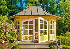 Luxury Exklusiver Gartenpavillon https hummel blockhaus de produkte