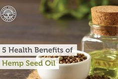 Top 5 Marvelous Benefits of Using Hemp Oil for Skincare – Hemp Seed Oil #HempOilforSkincare #HempSeedOil #Skincare #VaricoseVeins #beautytips