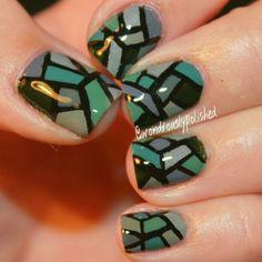 Photo by wondrouslypolished #nail #nails #nailsart