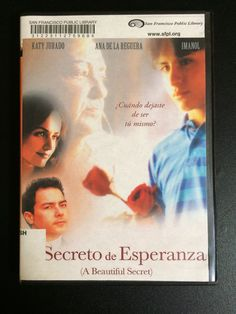 #SFPL #GreatViews #SpanishCinema #UnSecretoDeEsperanza #ABeautufulSecret #KatyJurado