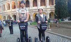 Watching Rome by Segway a personal transporter, makes it easier for you to explore the interior beauty of the city.