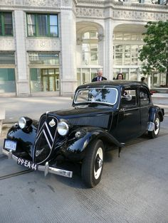1932 Citroen spotted in Chicago-