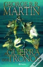 A Guerra dos Tronos - George R. R. Martin - BD - 17.76