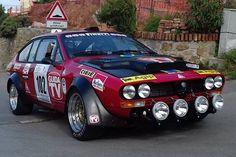 Oltre 80 gli iscritti al Vallate Aretine - Rally Storici Alfa Romeo Gtv6, Alfa Romeo Cars, S Car, Rally Car, Subaru Rally, Alfa Gtv, Honda Cb750, Custom Cars, Porsche 911