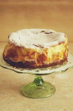 ♥ ugotujmy: cytrynowy sernik na czekoladowych ciasteczkach