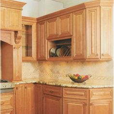 "Century Home Living 36"" H x 21"" W Kitchen Wall Cabinet Finish:"