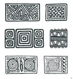 Sampling of Pre-Colombian Incan Symbols Arte Tribal, Aztec Art, Aztec Symbols, Mayan Symbols, Viking Symbols, Egyptian Symbols, Viking Runes, Ancient Symbols, Inca Art