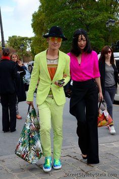 Paris Fashion Week SS 2015