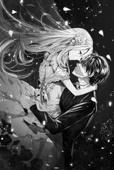 anime angel Ray and Zack Anime/Game: Satsuriku no Tenshi (Angels of Death) Angel Of Death, Anime Love Couple, Cute Anime Couples, Anime Angel, Ange Demon, Rpg Horror Games, Satsuriku No Tenshi, Film D'animation, Anime Fantasy