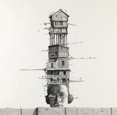 nearlya:  Ethan Murrow. Doppler Doppelganger- All Mine, 2011,...
